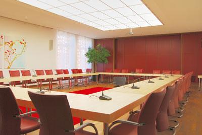 Sitzungssaal Rathaus Königsbrunn